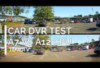 Car DVR Test – A7 DVR CPU vs A12 DVR CPU Test – Daytime London