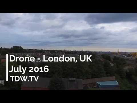 Drone Footage – London – July 2016 – 2