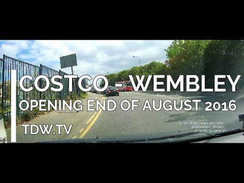 Costco Wembley – Opening Soon!