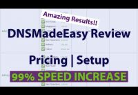 DNSMadeEasy Review | DNSMadeEasy Pricing & Setup | AMAZING RESULTS! 🚀🚀