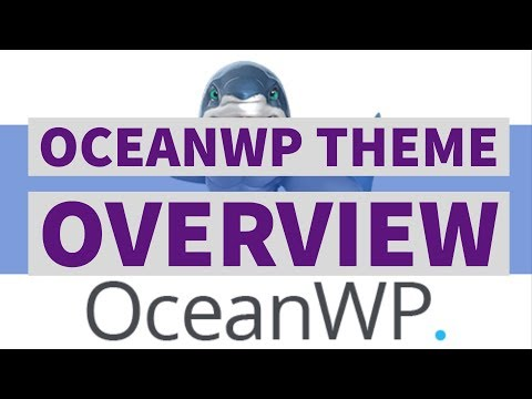 OceanWP Theme Overview – is it the best WordPress theme?
