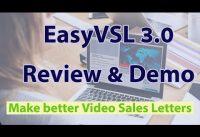 EasyVSL 3 Review | Demo and Special Offer