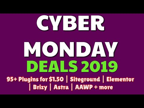 Cyber Monday Deals 2019 | Newsomatic + more ending in hours