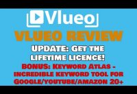Vlueo Launch Price Ending 👀 Amazing Bonus Product Keyword Atlas 🎁