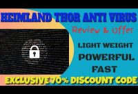 Heimland Thor Antivirus Review and Discount – Best, Lightweight Antivirus