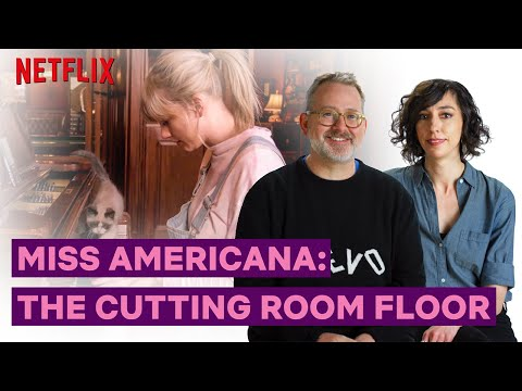 How the Miss Americana Filmmakers Captured Taylor Swift Behind the Scenes in Miss Americana |Netflix