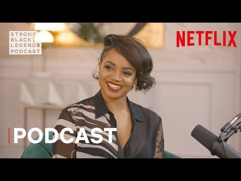 Strong Black Legends: Kyla Pratt | Strong Black Lead | Netflix