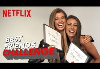 Too Hot To Handle BFF Challenge | Chloe and Nicole | Netflix