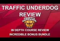 Traffic Underdog Review | In Depth Review | Bonuses | OTOs and Pricing