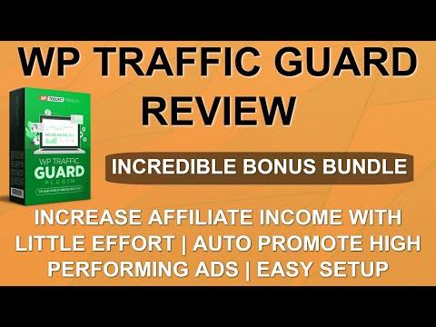 WP Traffic Guard Review | IN-DEPTH REVIEW + DEMO | CUSTOM BONUSES 💂