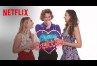 Flirting With Chase Stokes of Outer Banks | Charm Battle | Netflix