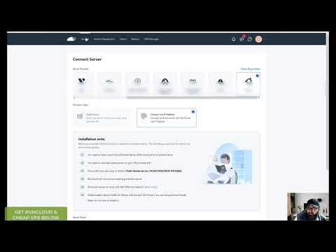 Runcloud Review | Runcloud WordPress setup | Runcloud Control Panel Demo