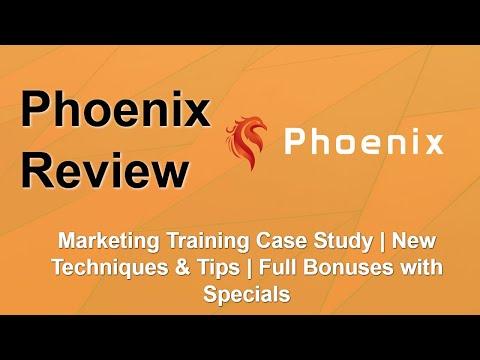 Phoenix Review | Complete Marketing Training | Pro Bonuses Free