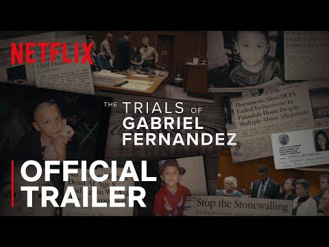 The Trials of Gabriel Fernandez | Official Trailer | Netflix