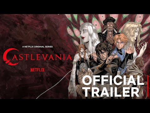 Castlevania Season 3 | Official Trailer | Netflix