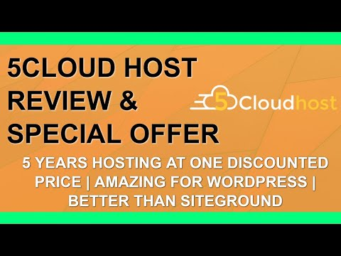 5CloudHost Review Special Offer | DISCOUNT ENDING SOON