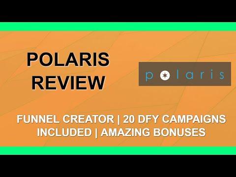 Polaris Review | Clickbank Campaigns | Amazing Bonuses 👉