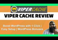 Viper Cache Review | 🚀 Speed Up WordPress Site 🚀