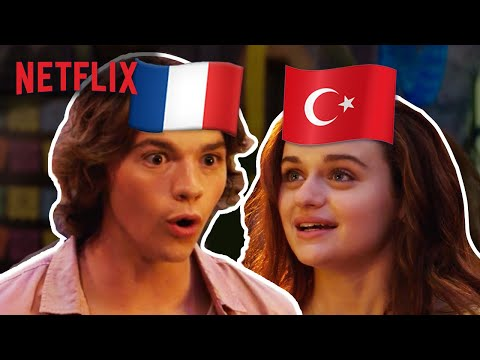 The Best Of The Kissing Booth in Other Languages | Dub Swap | Netflix