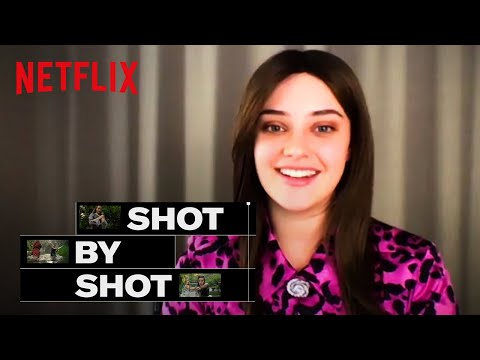 Katherine Langford Breaks Down the Red Lake Scene from Cursed | Shot by Shot | Netflix