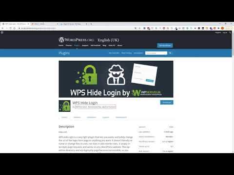 WPS Hide Login URL in Database +  How to Find WordPress Admin URL from Database