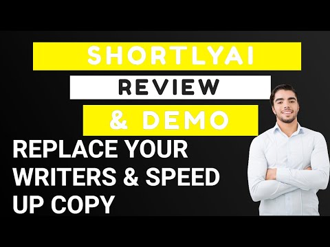ShortlyAI Review and Demo