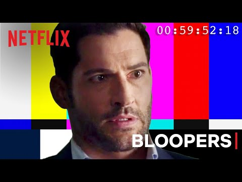 The Best Bloopers from Lucifer | Netflix