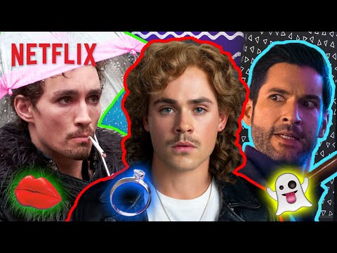Stranger Things vs. Umbrella Academy vs. Lucifer   Kiss, Marry, Vanish   Netflix